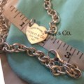 Tiffany & Co. Tiffany&co heart necklace. (one day sale) Image 5