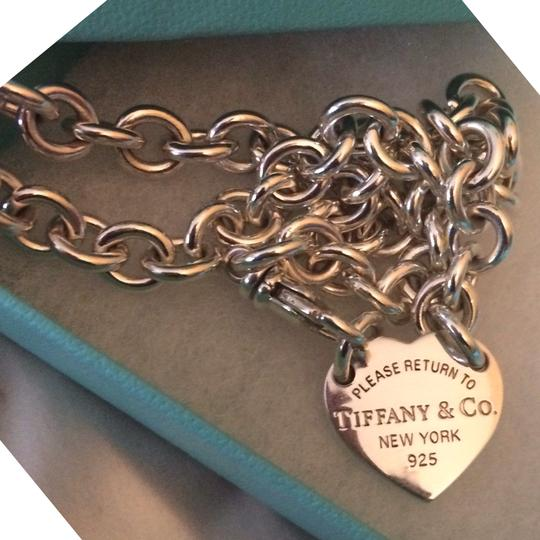 Tiffany & Co. Tiffany&co heart necklace. (one day sale) Image 6