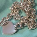 Tiffany & Co. Tiffany&co heart necklace. (one day sale) Image 7
