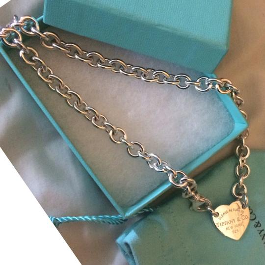 Tiffany & Co. Tiffany&co heart necklace. (one day sale) Image 8