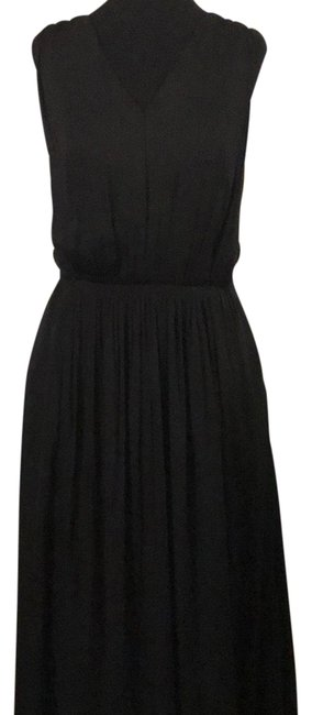 Preload https://img-static.tradesy.com/item/24035631/black-6629745-long-casual-maxi-dress-size-6-s-0-1-650-650.jpg