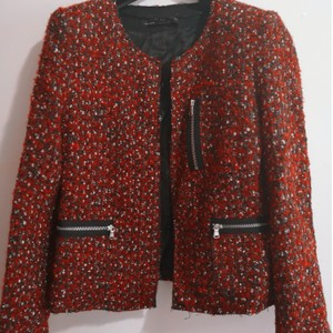 Zara Multi color Blazer