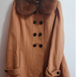 42745312333d Women s Brown Coats - Up to 90% off at Tradesy (Page 4)