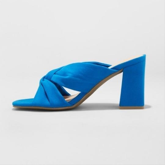 A New Day blue Pumps Image 1