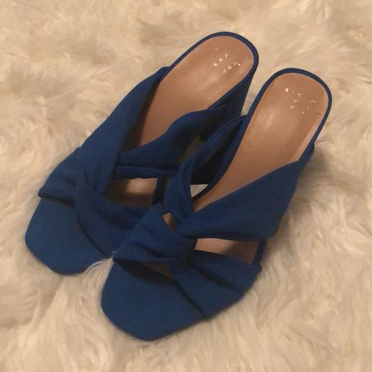 A New Day blue Pumps Image 2