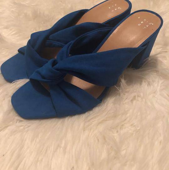 A New Day blue Pumps Image 3
