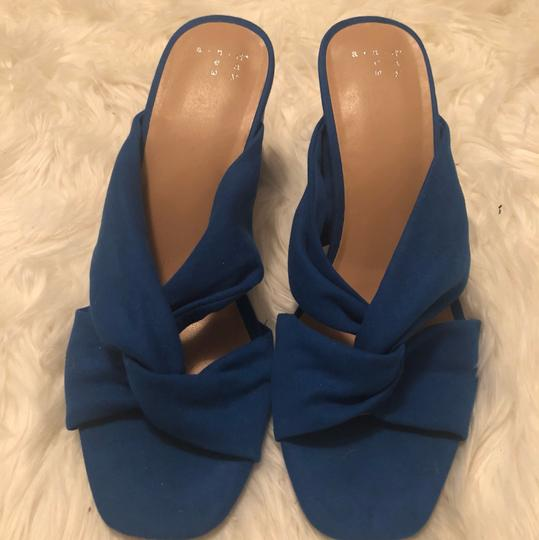 A New Day blue Pumps Image 4