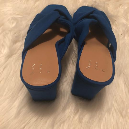 A New Day blue Pumps Image 5