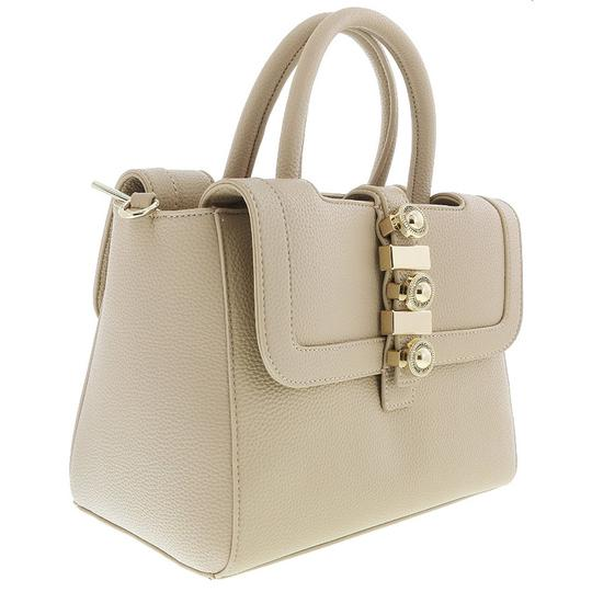 Preload https://img-static.tradesy.com/item/24036023/versace-jeans-collection-beige-faux-leather-satchel-0-0-540-540.jpg