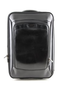 Johnston & Murphy Black Travel Bag