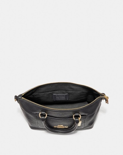 Coach New With Tags Satchel in Clover Image 2