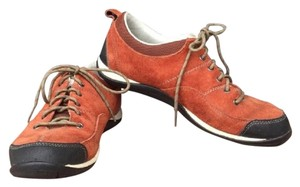 L.L.Bean Hiking Outdoor Red Orange Athletic
