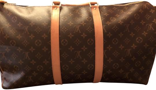 Louis Vuitton Monogram Travel Bag Image 1