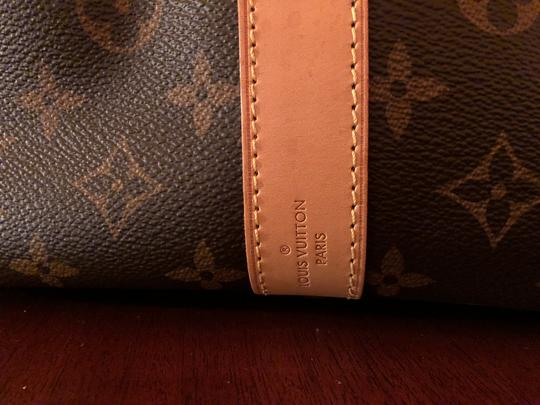 Louis Vuitton Monogram Travel Bag Image 10
