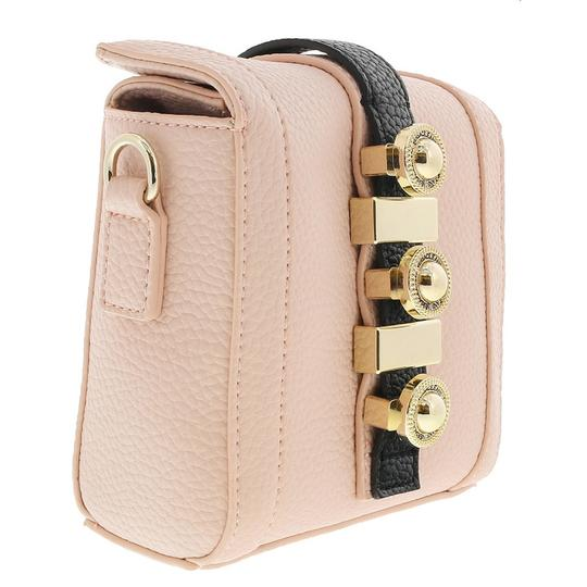 Preload https://img-static.tradesy.com/item/24036466/versace-jeans-collection-soft-pink-faux-leather-cross-body-bag-0-1-540-540.jpg