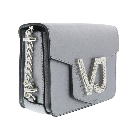 Preload https://img-static.tradesy.com/item/24036558/versace-jeans-collection-silver-faux-leather-cross-body-bag-0-0-540-540.jpg