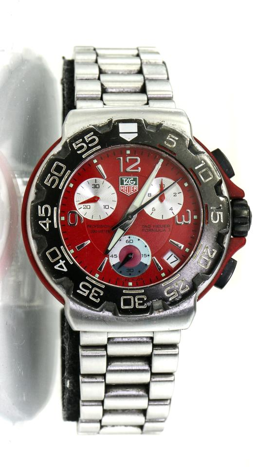 ffca483bc9d TAG Heuer Tag Heuer Professional FORMULA 1 REF CAC1112 Chronograph Watch  Image 0 ...