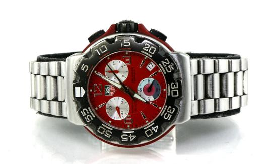 TAG Heuer Tag Heuer Professional FORMULA 1 REF CAC1112 Chronograph Watch Image 5