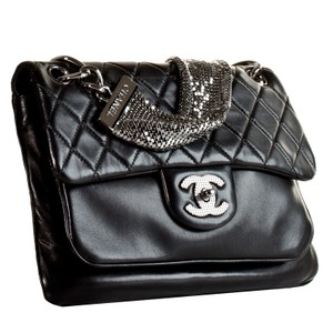 Chanel Mesh Chain Classic Flap Cruise Collection Chainmail Shoulder Bag