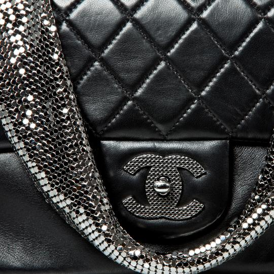 Chanel Mesh Chain Classic Flap Cruise Collection Chainmail Shoulder Bag Image 3