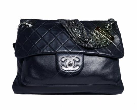 Chanel Mesh Chain Classic Flap Cruise Collection Chainmail Shoulder Bag Image 4