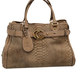Gucci Tote in tan, brown