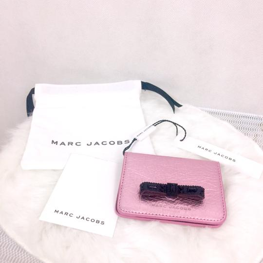 Marc Jacobs NWT MARC JACOBS Leather Train Pass Case Image 4