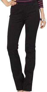 Lauren Ralph Lauren Straight Pants black