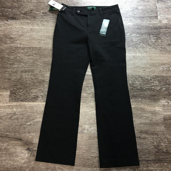 Lauren Ralph Lauren Straight Pants black Image 1