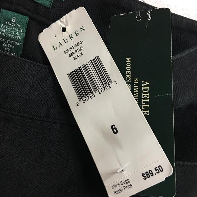 Lauren Ralph Lauren Straight Pants black Image 10
