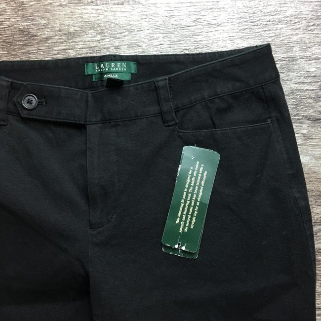 Lauren Ralph Lauren Straight Pants black Image 3