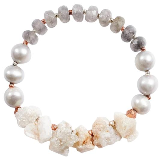 Lucky Brand lucky brand stone and bead bracelet Image 0