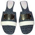 Givenchy blue and white Sandals Image 0