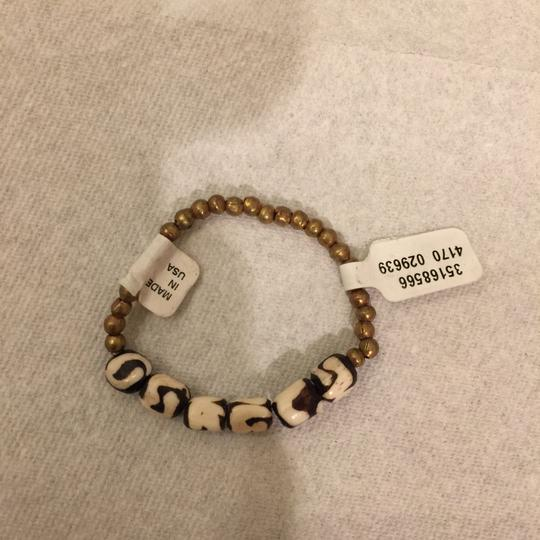 Anthropologie Anthropologie Beautiful stretch bracelet Image 1