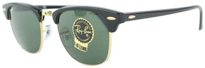 Ray-Ban RB3016 Black Clubmaster Sunglasses 867813