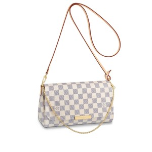 Louis Vuitton Favorite Shoulder Wallets Clutch Cross Body Bag