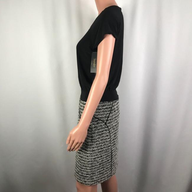 Laundry by Shelli Segal short dress Black/Gray on Tradesy Image 2