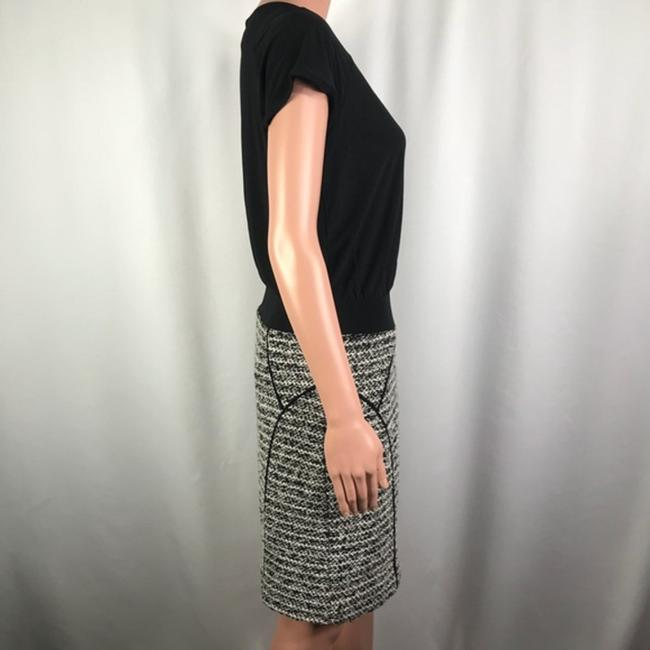 Laundry by Shelli Segal short dress Black/Gray on Tradesy Image 3