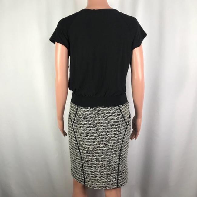 Laundry by Shelli Segal short dress Black/Gray on Tradesy Image 5