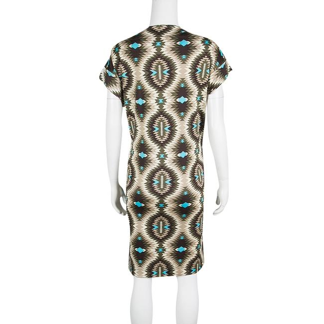 Tory Burch short dress Multicolor Print Silk on Tradesy Image 1