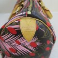 Louis Vuitton Canvas Brown-pink-red Speedy Tote in Brown & Pink & Red Image 9