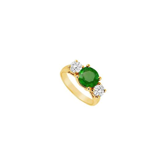 Preload https://img-static.tradesy.com/item/24037425/yellow-white-green-three-stone-created-emerald-and-cubic-zirconia-gold-vermeil-ring-0-0-540-540.jpg