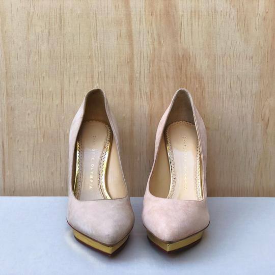Charlotte Olympia Light pink Pumps Image 2