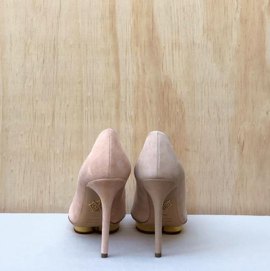 Charlotte Olympia Light pink Pumps Image 3