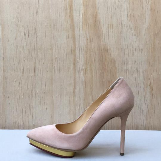 Charlotte Olympia Light pink Pumps Image 4