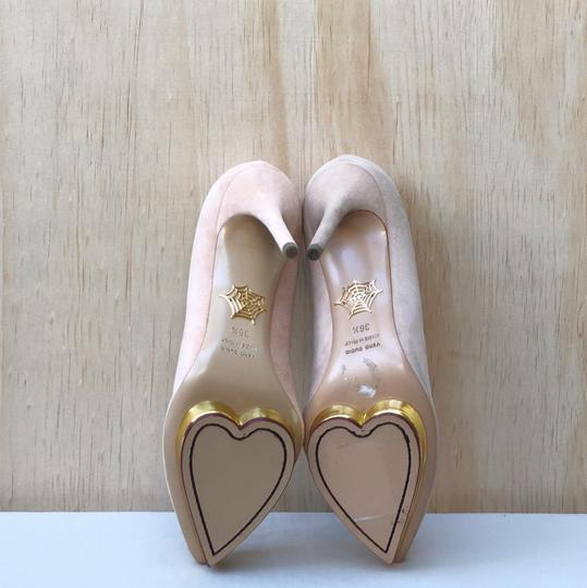 Charlotte Olympia Light pink Pumps Image 7