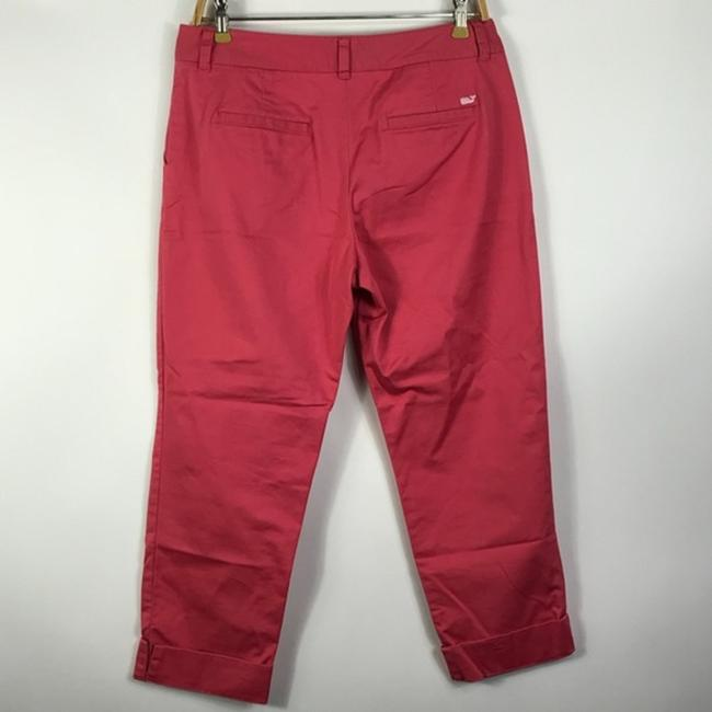 Vineyard Vines Capri/Cropped Pants Pink Image 1