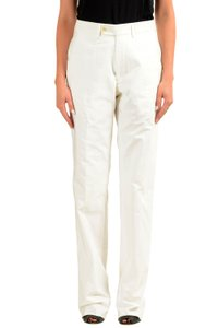 Gianfranco Ferre Straight Pants White