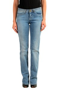Gianfranco Ferre Straight Pants Blue