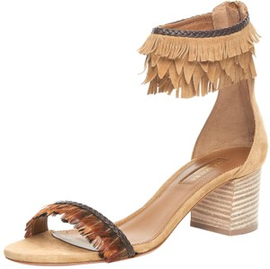 Aquazzura Light brown Sandals